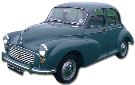 Tom Roy Morris Minor